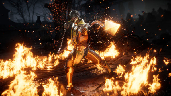 Mortal Kombat 11 v1.0-v26042019 Plus 11 Trainer-FLiNG