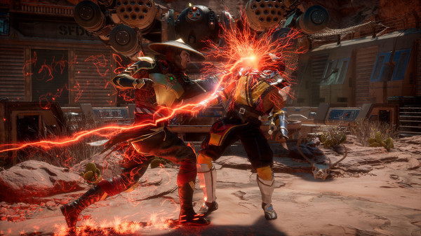 скриншот Mortal Kombat 11 5
