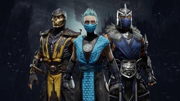 скриншот Mortal Kombat 11 2