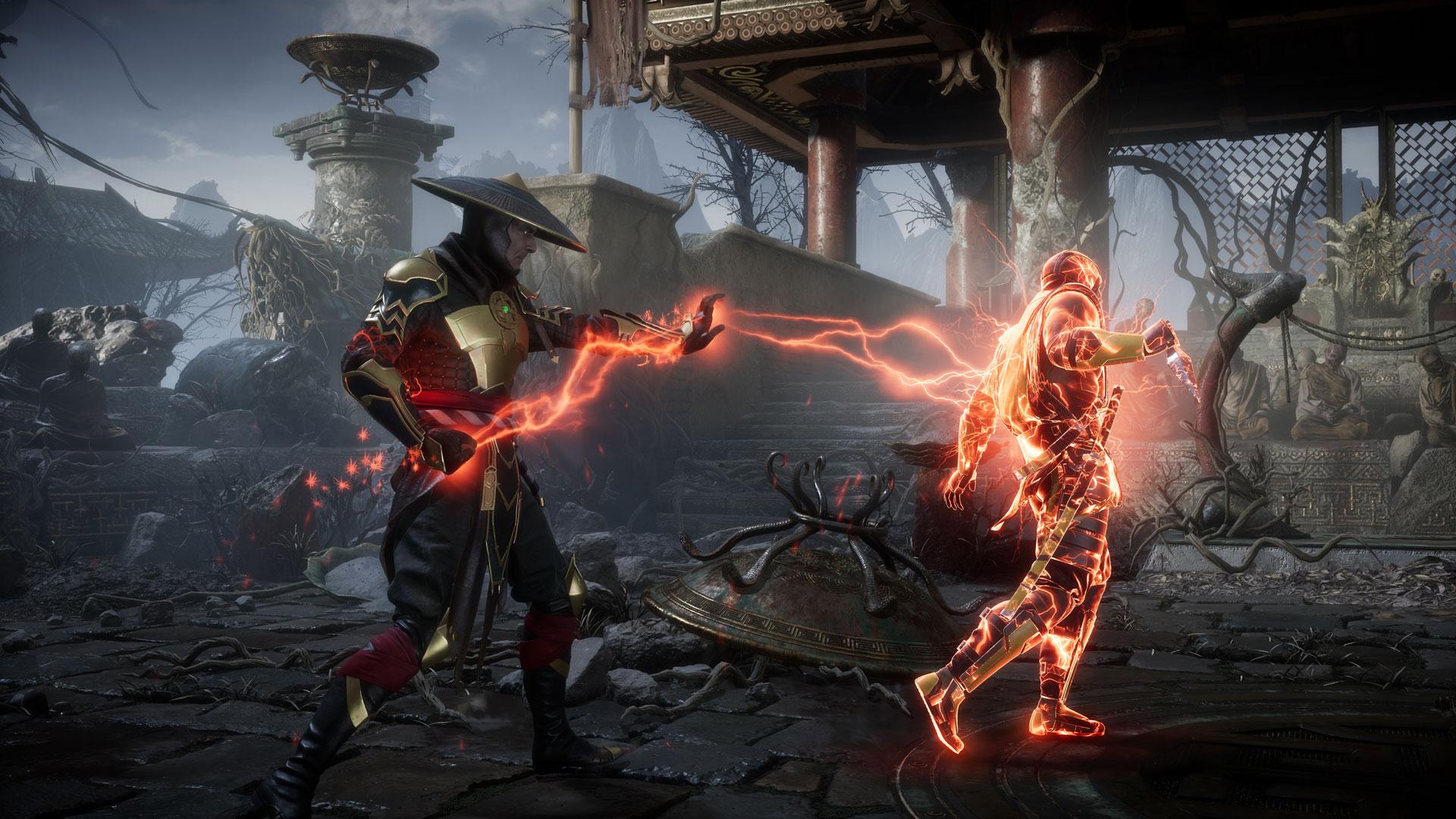 Link Tải Game Mortal Kombat 11 Miễn Phí