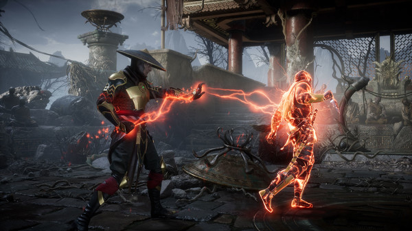 скриншот Mortal Kombat 11 4