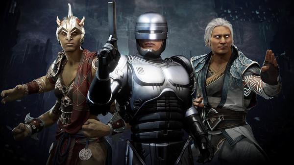 скриншот Mortal Kombat 11 1