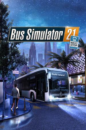 Bus Simulator 21 poster image on Steam Backlog
