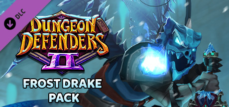 Dungeon Defenders II - Frost Drake Pack