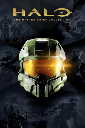 Halo: The Master Chief Collection poster image on Steam Backlog