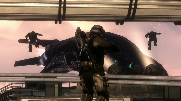 Capture d'écran n°2 du Jeu Halo: The Master Chief Collection