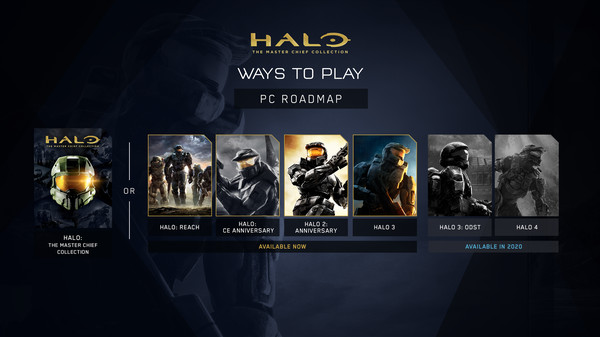 Halo: The Master Chief Collection Image 0