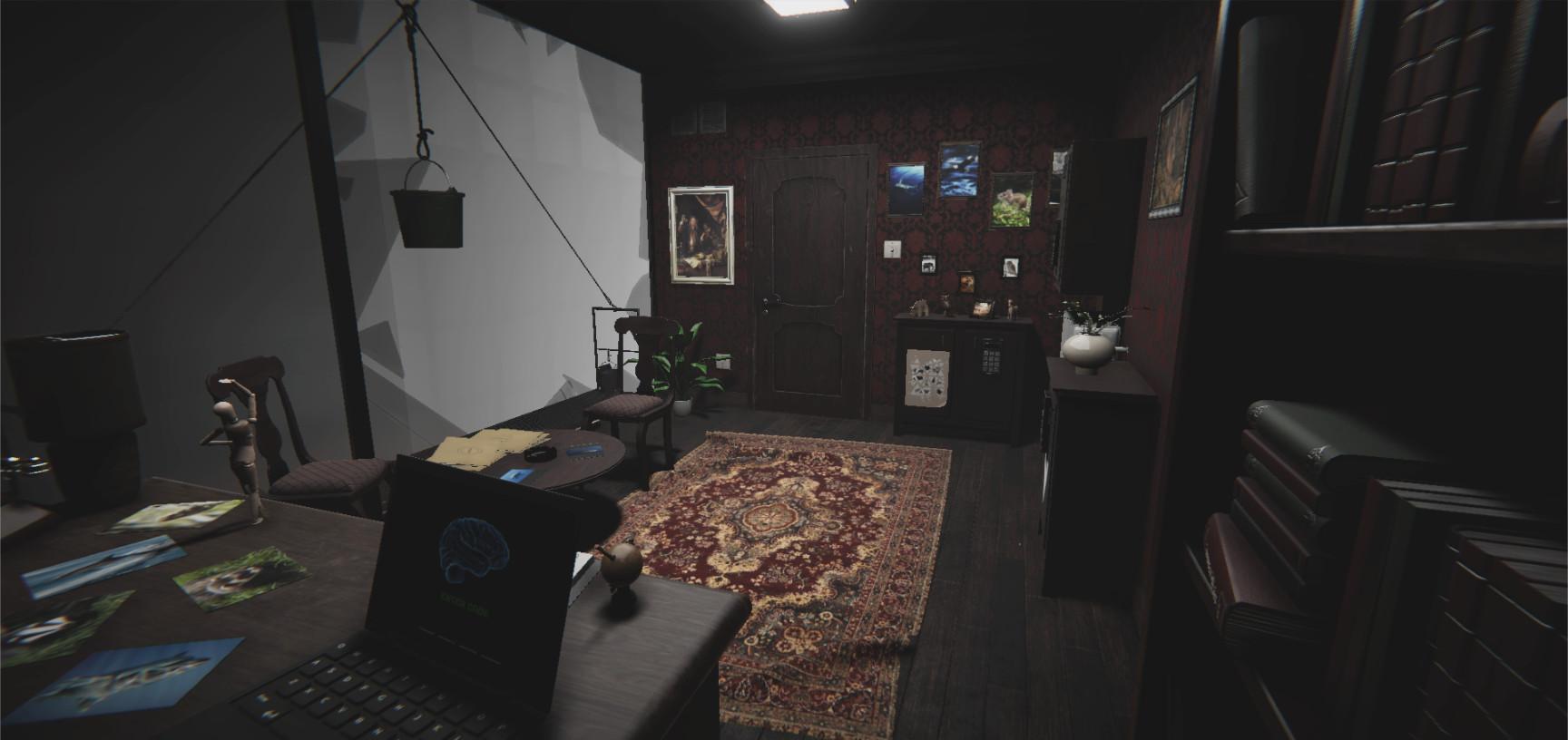 Escape Room Pc