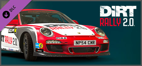 DiRT Rally 2.0 - Porsche 911 RGT Rally Spec