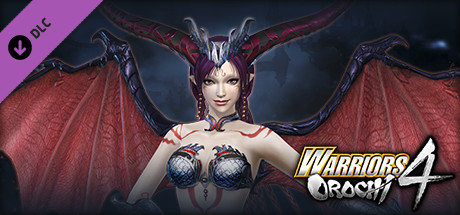 WARRIORS OROCHI 4/無双OROCHI3- Bonus Costumes for Da Ji