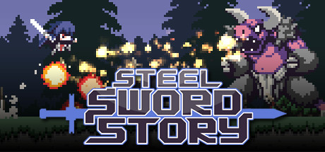 Steel Sword Story on Steam