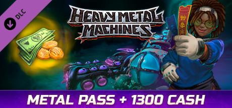 HMM Metal Pass Premium Season 2 + 1.300 Cash