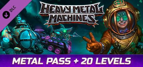 HMM Metal Pass Premium Season 2 + 20 levels
