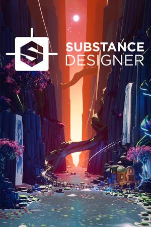 Substance Designer 2019 poster image on Steam Backlog