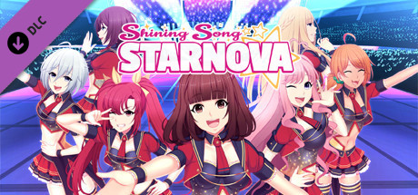 Shining Song Starnova - Digital Artbook
