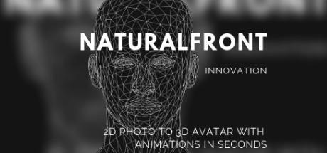 Купить NaturalFront 3D Face Animation Unity Plugin Pro