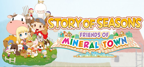 STORY OF SEASONS Friends of Mineral Town Capa