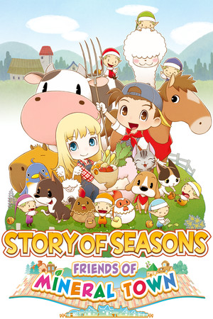 STORY OF SEASONS: Friends of Mineral Town poster image on Steam Backlog