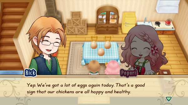 STORY OF SEASONS: Friends of Mineral Town Image 1