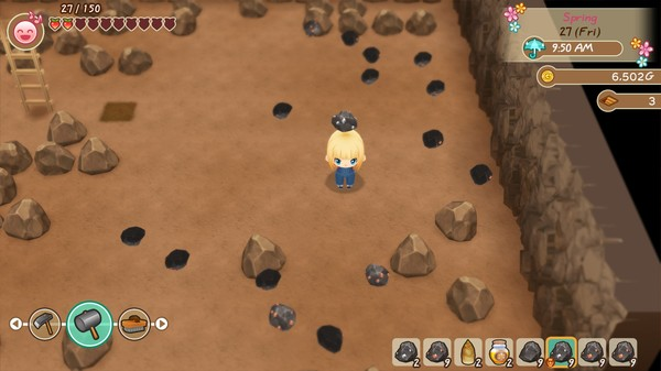 STORY OF SEASONS: Friends of Mineral Town Image 5