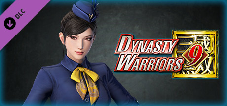 DYNASTY WARRIORS 9: Zhenji (Flight Attendant Costume) / 甄姫 「CA風コスチューム」