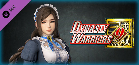 DYNASTY WARRIORS 9: Cai Wenji (Maid Costume) / 蔡文姫 「メイド風コスチューム」
