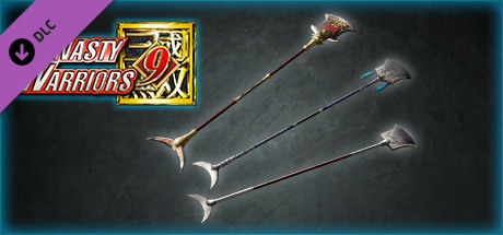 "DYNASTY WARRIORS 9: Additional Weapon ""Crescent Edge"" / 追加武器「月牙鏟」"