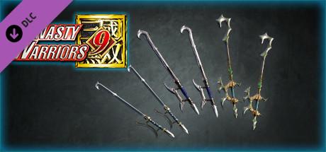"DYNASTY WARRIORS 9: Additional Weapon ""Dual Hookblades"" / 追加武器「双鉤」"