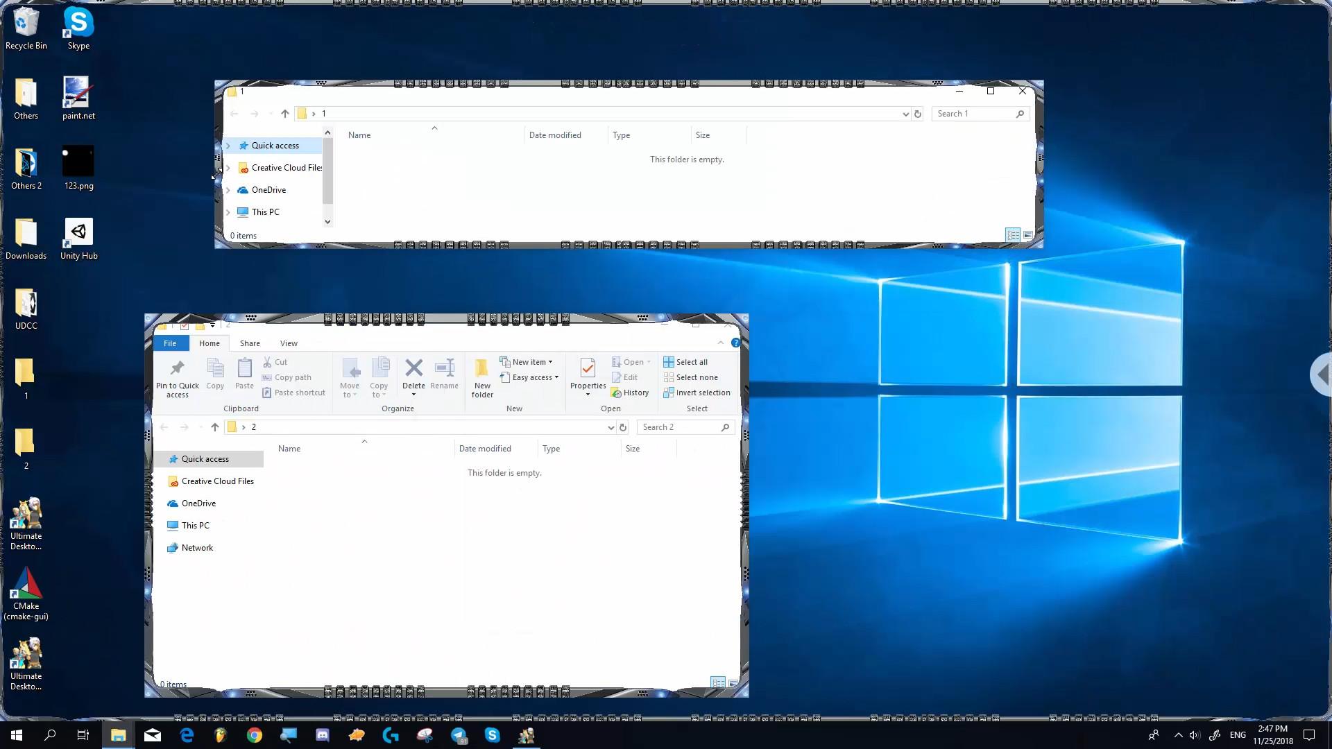 Ultimate Desktop Character Engine
