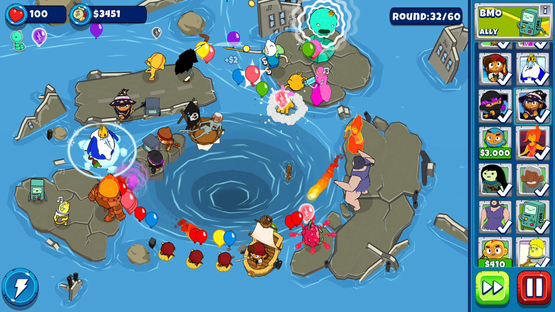 Bloons Adventure Time TD on Steam