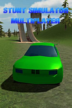 Stunt Simulator Multiplayer poster image on Steam Backlog