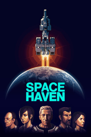 Space Haven poster image on Steam Backlog