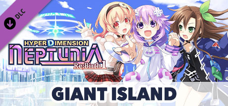 Купить Hyperdimension Neptunia Re;Birth1 Giant Island Dungeon (DLC)