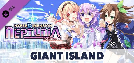 Hyperdimension Neptunia Re;Birth1 Giant Island Dungeon / 巨人アイランド / 巨人島