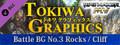 RPG Maker MV - TOKIWA GRAPHICS Battle BG No.3 Rocks/Cliff