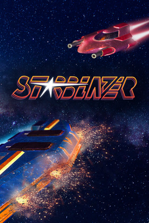 Starblazer poster image on Steam Backlog