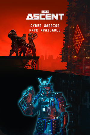 The Ascent poster image on Steam Backlog