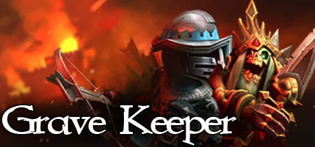 Grave Keeper cover art