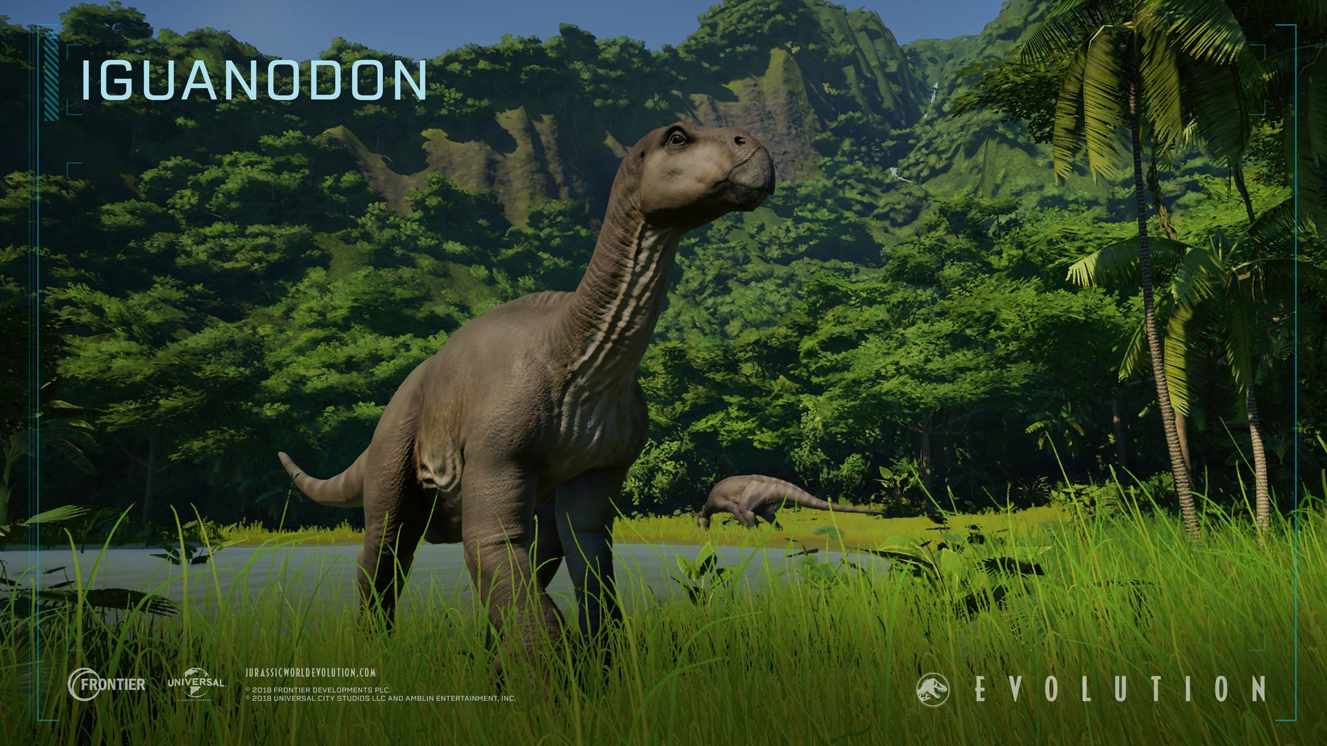 KHAiHOM.com - Jurassic World Evolution: Cretaceous Dinosaur Pack