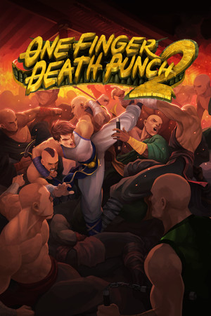 One Finger Death Punch 2 poster image on Steam Backlog