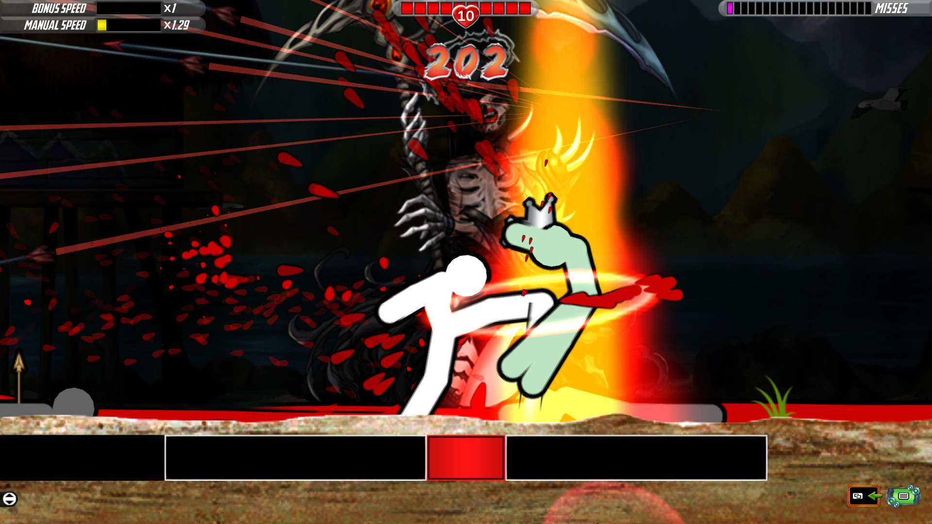 Recensione One Finger Death Punch 2 3