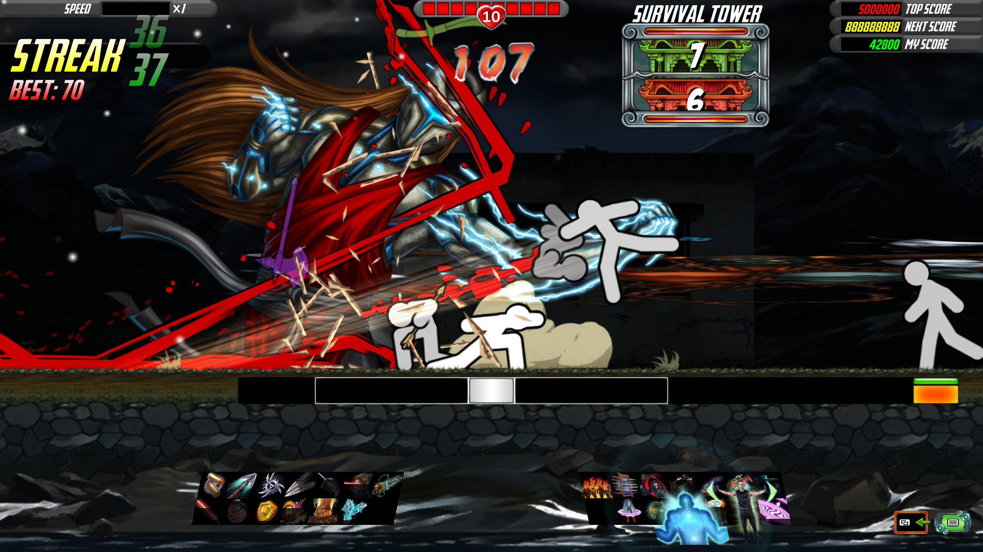 One Finger Death Punch 2 [2019|Eng]