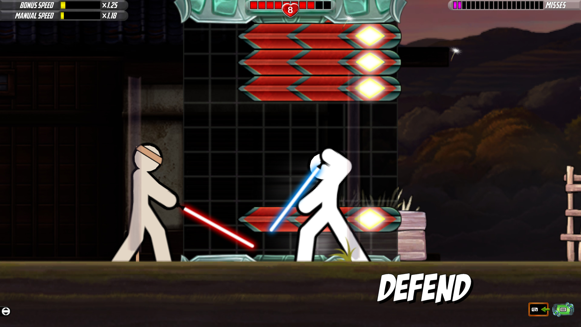 Recensione One Finger Death Punch 2 2