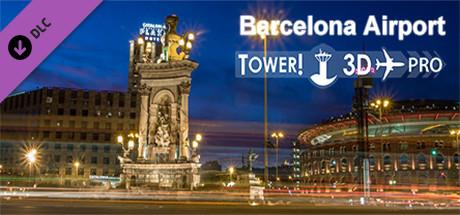 Tower!3D Pro - LEBL airport