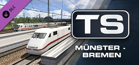 Train Simulator: Münster - Bremen Route Add-On