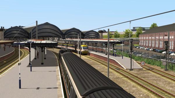 скриншот TS Marketplace: ECML Peterborough York Modern Scenario Pack 01 3