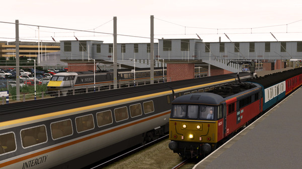 скриншот TS Marketplace: ECML Peterborough York Modern Scenario Pack 01 4
