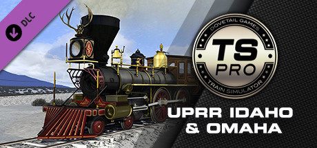 Купить Train Simulator: UPRR Idaho & Omaha Steam Loco Add-On (DLC)