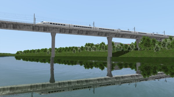 Train Simulator: Guiguang High Speed Railway: Guilin - Hezhou Route Add-On (DLC)