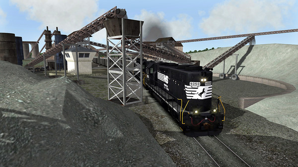 Train Simulator: Norfolk Southern N-Line Route Add-On (DLC)